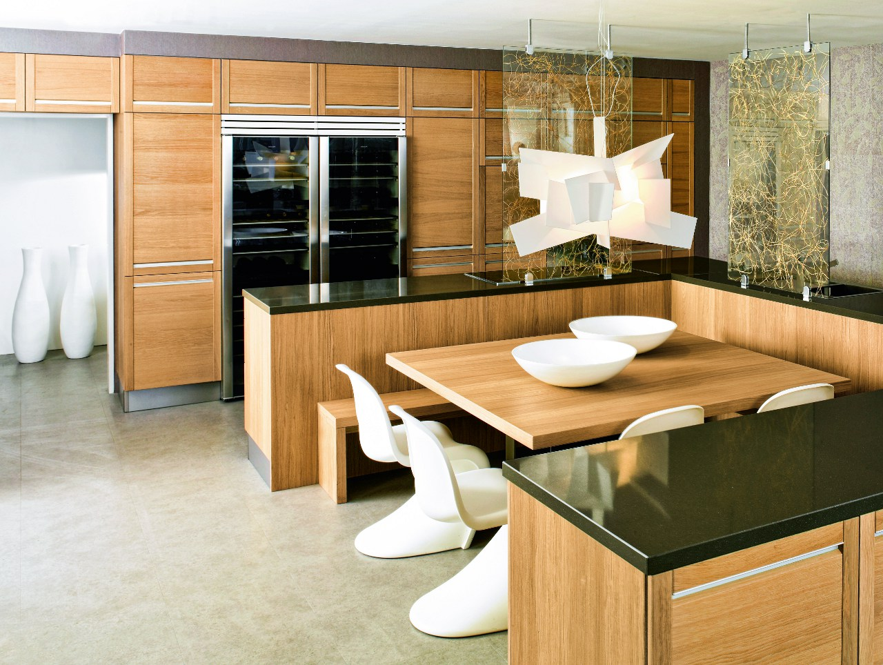 Küchen mit sitzgelegenheit  Schreinerküchen - Alles über Schreinerküchen